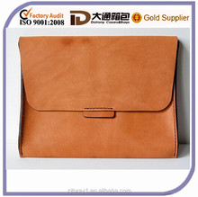 Handstitched Personalized Genuine Leather Laptop Case Laptop Sleeve