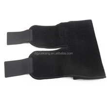 Neoprene Adjustable velcro knee Wrap, knee sleeves for basketball