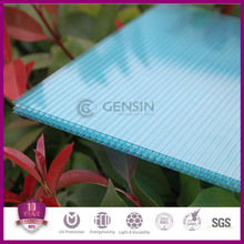 8/10/12mm Honeycomb polycarbonate Panel /PC Sheet/ Plastic Roofing