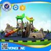 Plastic play ground slide playground toy for kid