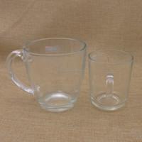 clear Water Glass Cup , tea Glass Mug