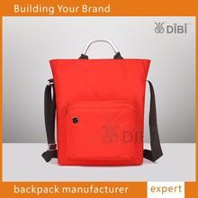 Alualloy tube handle lightweight business notebook bag laptop messenger bag