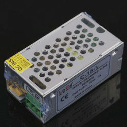Top quality small size 15w 5v 3a led switching power supply
