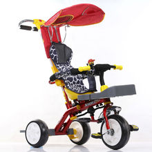 Excellent quality children pedal tricycle/ Pedal tricycle for kids /Children's three wheels bike