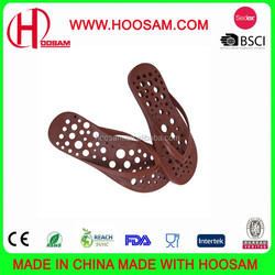 New design silicone shoes of long lasting comfort