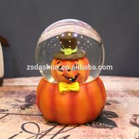 Pumpkin souvenir Halloween Resin pumpkin craft figurines Pumpkin resin figure