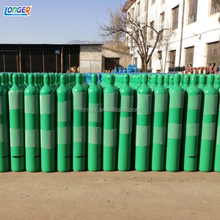 small filling oxygen gas cylinder