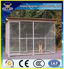 custom high quality weld mesh dog cage