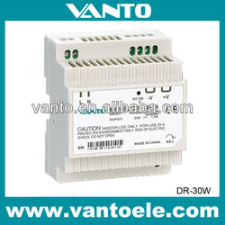 DR-30W Din Rail Switch Mode Power Supply