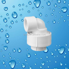 Pvc Reducing Female Union Elbow Pipe Fittings