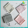 fashionable and delicate packing microfiber velvet gift bag with drawstring