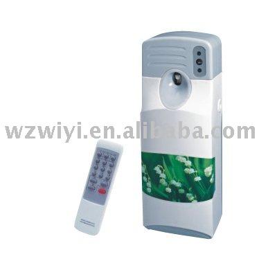 Control remoto - generador de aerosoles de control