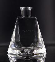 Cheap Price Vodka Whisky 2500ml 1750ml 1000ml 750ml 500ml 375ml 250ml 200ml Super Flint Clear Decal Glass Bottle
