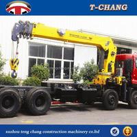 factory 18ton telescopic heavy lift dubai mobile crane for sale