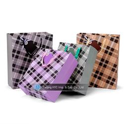 2015 Hot Sale High Quality Custom LOGO 3D Print Paper Bag