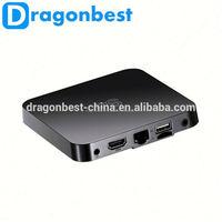 S6 Android TV BOX install kodi amlogic s805 Smart Media Player Wifi Miracast Airplay