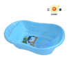 China Cheap Small size durable foldable plastic pet bath tub