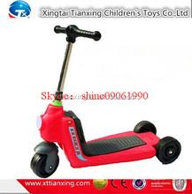 2015 Alibaba selling best China Wholesale professional 3 wheel bmx child scooter tuk tuk for sale