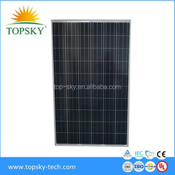 2015 September Most Popular Poly Solar Panel 245W~265W with Unbelievable Competitive Price in Hot Sale Season