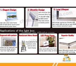 LED Lights/crystal frame,wholesale 3d crystal photo frame, crystal ball photo frame