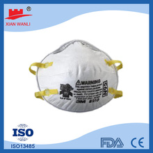 N95 Disposable/Single-use Medical Protective Face Mask (3ply) with valve
