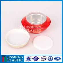 Professional Manufacturer Eco friendly Acrylic clear plastic cream jar