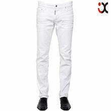 2015 fashion skinny denim jeans pants pictures of trousers for men JXQ877