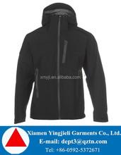 Fully Waterproof Hooded Technical Windbreaker Jacket For Men