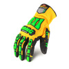 Kong Impact Protection safety gloves Oil and Gas working gloves Construction and Mechanic hand gloves