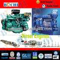 potente motor diesel marino para la venta