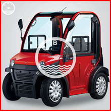 4 wheel electric car with price