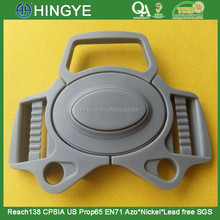 High Quality Plastic Insert Buckles For Baby stroller -- BK1547