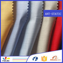 hot!!! EN1149 carbon fiber anti static fabric for working clothes