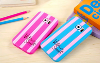2015 new products for silicone cover galaxy s6 victoria secret pink silicone phone case for samsung galaxy s6 G9200