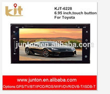 automoblie backup camera support HD screen android 4.4 stereo