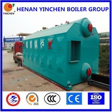 SZL Double Drums Coal-fired Fuel pea coal boiler coal boiler solid fuel boiler carbon boiler