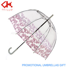 custom print umbrella ,POE Transparent Umbrella