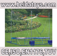 Adult Electric Outdoor Jumping Bungee BD-U823b