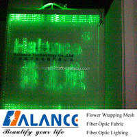 Waterfall curtains lights for Company decoration