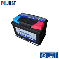 Global hot selling starting car battery in 12V 65ah