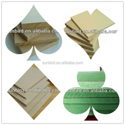 1220*2440mm MDF Board including E1 & E2 Glue ,up to Europe ,America and Japan Standard