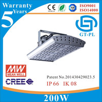 TOP quality industrial 120w150w200w led high bay light fixture