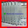 Heavy Duty Steel Wheelie Folding Cage Trolley