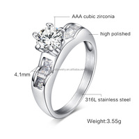 Classic Diamond Eternity Ring China Wholesale