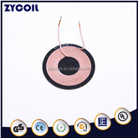 inductive wireless charger coil
