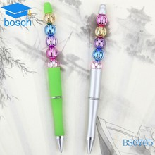 Best Quality cut ball pen plastic ball pen for promotion