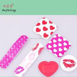 Customized design beautiful adhesive wound plaster