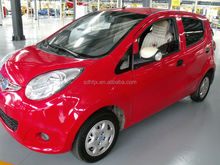5 seats electrical cars import/street legal electric cars/electric cars with eec approval for sale made in china