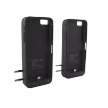 4200mAh External Power Bank Case Charger Pack Battery Case For Iphone 5/5s