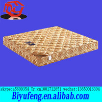 1.2*1.9 Student health wholesale Durable coir cover Sponge spring mattress